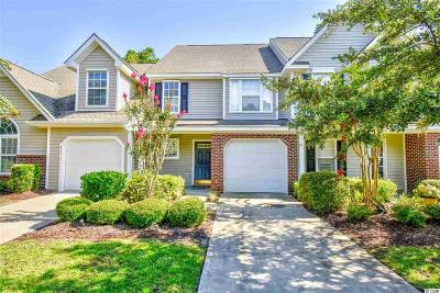 Pawleys Island Condo/Townhouse For Sale: 437-2 Red Rose Blvd #2