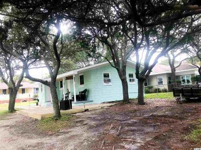 North Myrtle Beach Multi Family Home For Sale: 1802 Holly Drive