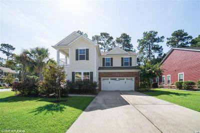 Murrells Inlet Single Family Home For Sale: 207 Simplicity