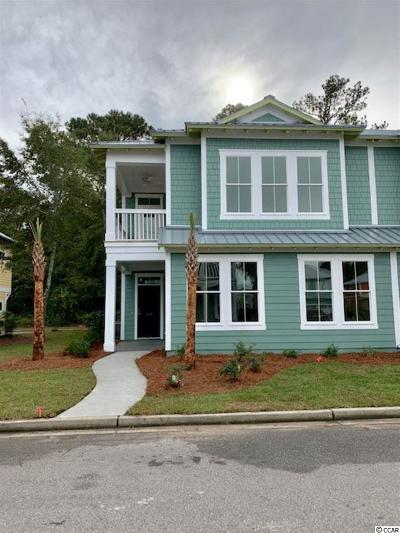 Pawleys Island Condo/Townhouse For Sale: 229 Lumbee Circle #40