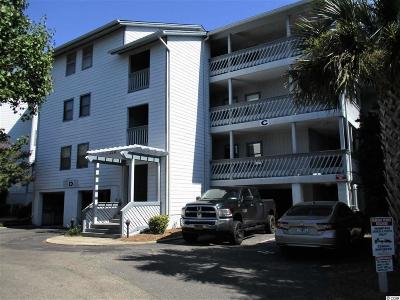 Surfside Beach Condo/Townhouse For Sale: 310 3rd Avenue N #D-3