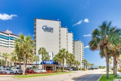 Myrtle Beach Condo/Townhouse For Sale: 200 N 76th Ave #1110 #1110