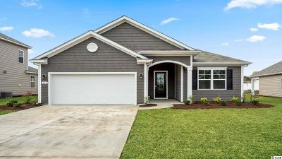 Surfside Beach Single Family Home For Sale: 241 Ocean Commons Drive