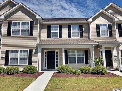 Murrells Inlet Condo/Townhouse For Sale: 195 Madrid Drive #195