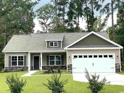 Conway Single Family Home For Sale: 2103 Cultra Road