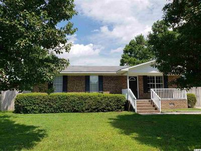 Conway Single Family Home Active-Pend. Cntgt. On Financi: 715 Raintree Lane