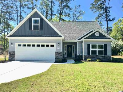 Conway Single Family Home For Sale: 2105 Cultra Road