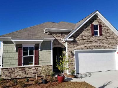Surfside Beach Single Family Home For Sale: 215 Ocean Commons Dr.