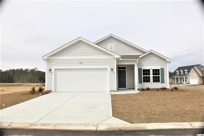 Myrtle Beach Single Family Home Active-Pend. Cntgt. On Financi: 7066 Swansong Circle