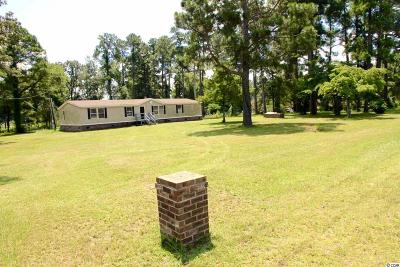 Loris Single Family Home For Sale: 2055 Green Sea Road