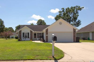 Myrtle Beach Single Family Home For Sale: 3960 Camden Drive