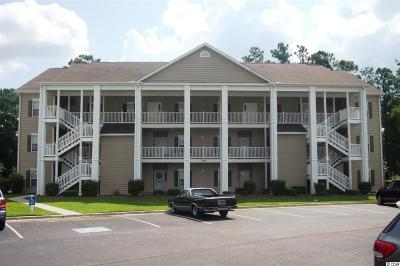 Murrells Inlet Condo/Townhouse For Sale: 5828 Longwood Drive #103 #103