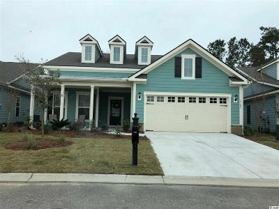 North Myrtle Beach Single Family Home Active-Pend. Cntgt. On Financi: 5105 White Iris Drive