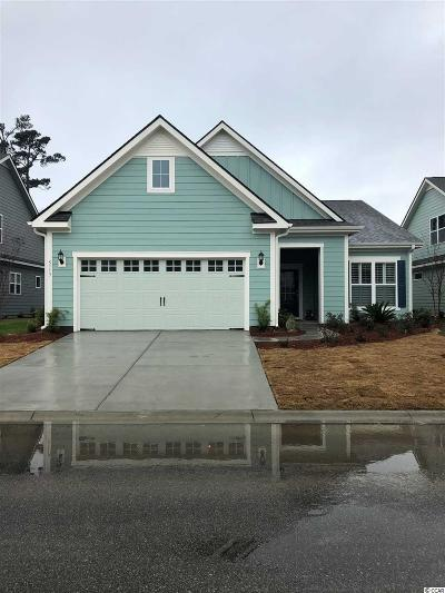 North Myrtle Beach Single Family Home Active-Pend. Cntgt. On Financi: 5117 White Iris Drive