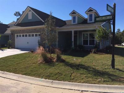 North Myrtle Beach Single Family Home Active-Pend. Cntgt. On Financi: 5125 White Iris Drive
