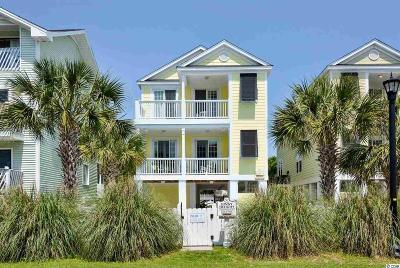 Surfside Beach Single Family Home For Sale: 215 N Yaupon Dr.
