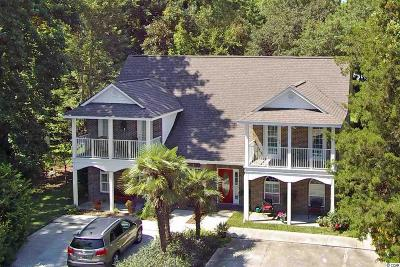 North Myrtle Beach Single Family Home For Sale: 1413 Cane Street #2