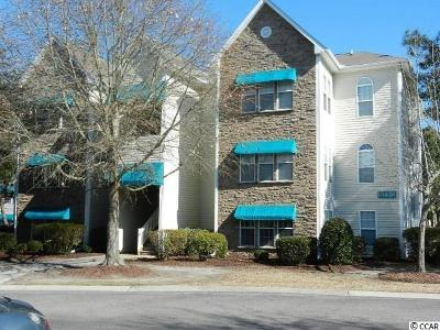 Myrtle Beach Condo/Townhouse For Sale: 9780-10 Leyland Drive #9780-10