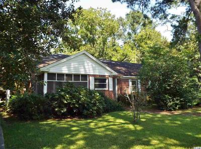 Conway Single Family Home For Sale: 1008 Hart Street