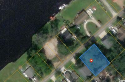 Myrtle Beach Residential Lots & Land For Sale: 353 Waterside Drive