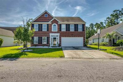Myrtle Beach Single Family Home For Sale: 163 Coldwater Circle
