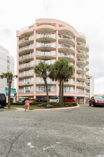 Myrtle Beach Condo/Townhouse For Sale: 202 70th Ave North #501