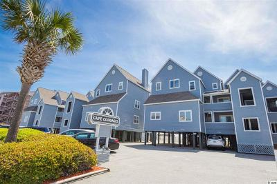 Surfside Beach Condo/Townhouse For Sale: 713 N. Ocean Blvd #103