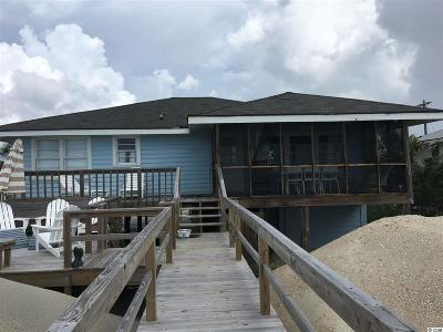 Pawleys Island Single Family Home For Sale: 700 Springs Avenue