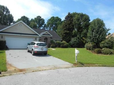 Myrtle Beach Single Family Home For Sale: 3907 Lockview Ct.
