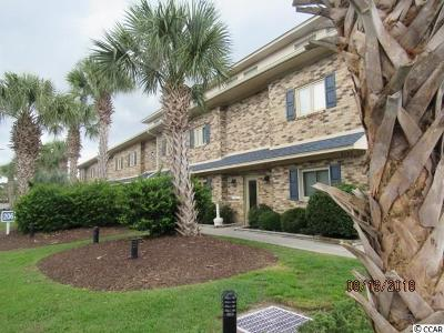 Surfside Beach Condo/Townhouse For Sale: 206 Double Eagle Drive #B-1