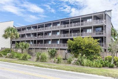 North Myrtle Beach Condo/Townhouse For Sale: 212 N 2nd Ave #266