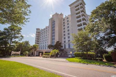 Myrtle Beach Condo/Townhouse For Sale: 9547 Edgerton Dr. #806