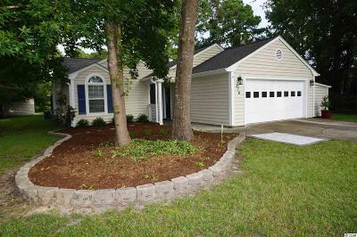 Horry County Single Family Home For Sale: 376 Charter Drive