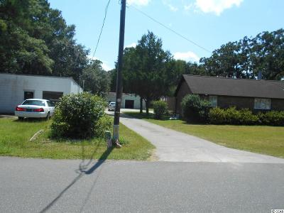 Murrells Inlet Single Family Home For Sale: 615 Mallory Ave.