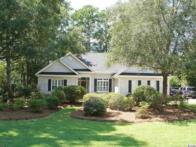 Pawleys Island Single Family Home For Sale: 880 Fieldgate Circle