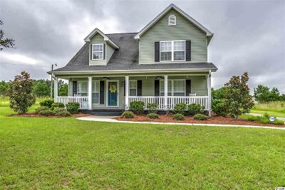 Galivants Ferry SC Single Family Home Active-Pend. Cntgt. On Financi: $224,900