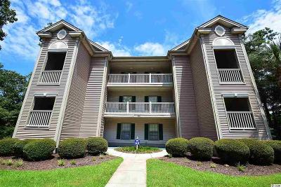 Pawleys Island Condo/Townhouse For Sale: 598 Blue Stem Drive #52E