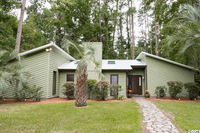Myrtle Beach Single Family Home For Sale: 1418 Shoreline Drive