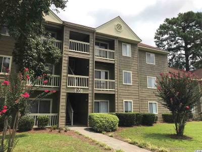Conway Condo/Townhouse For Sale: 200 Myrtle Greens Drive #200-J