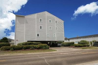 North Myrtle Beach Condo/Townhouse For Sale: 5905 N Ocean Boulevard #301