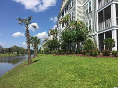 Myrtle Beach Condo/Townhouse For Sale: 125 Ella Kinley #103