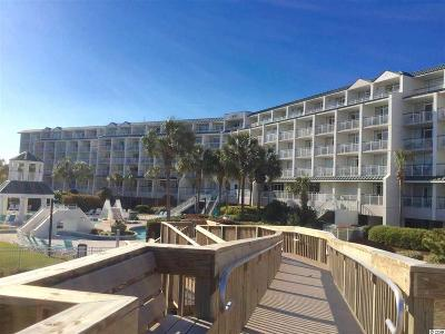 Pawleys Island Condo/Townhouse For Sale: 601 Retreat Beach Circle #215