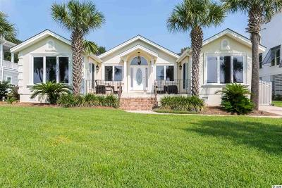 Myrtle Beach Single Family Home For Sale: 5721 N Ocean Blvd
