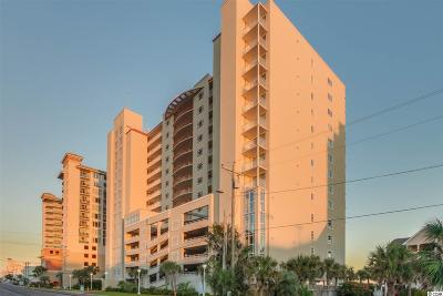 North Myrtle Beach Condo/Townhouse For Sale: 1401 S Ocean Blvd #1006