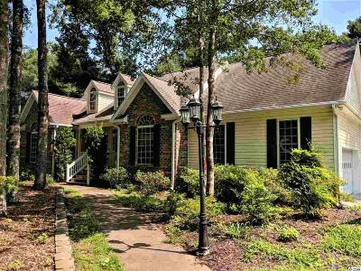 Pawleys Island Single Family Home For Sale: 20 Clifton Drive