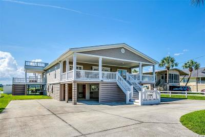 Murrells Inlet Single Family Home For Sale: 1346 S Waccamaw Drive