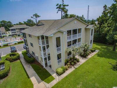North Myrtle Beach Condo/Townhouse For Sale: 204 Landing Rd #D