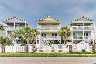 Surfside Beach Single Family Home For Sale: 111a Yaupon Dr.