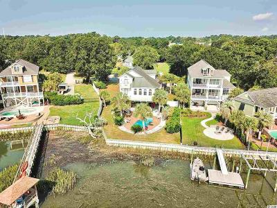 Murrells Inlet Single Family Home For Sale: 185 Rivulet Ln.