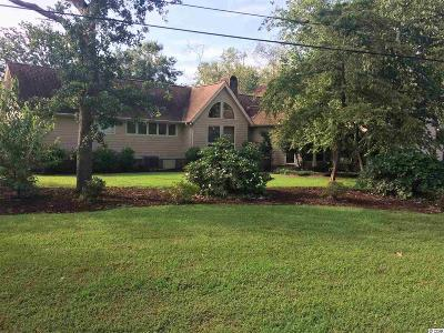 Myrtle Beach Single Family Home For Sale: 9400 Cove Drive